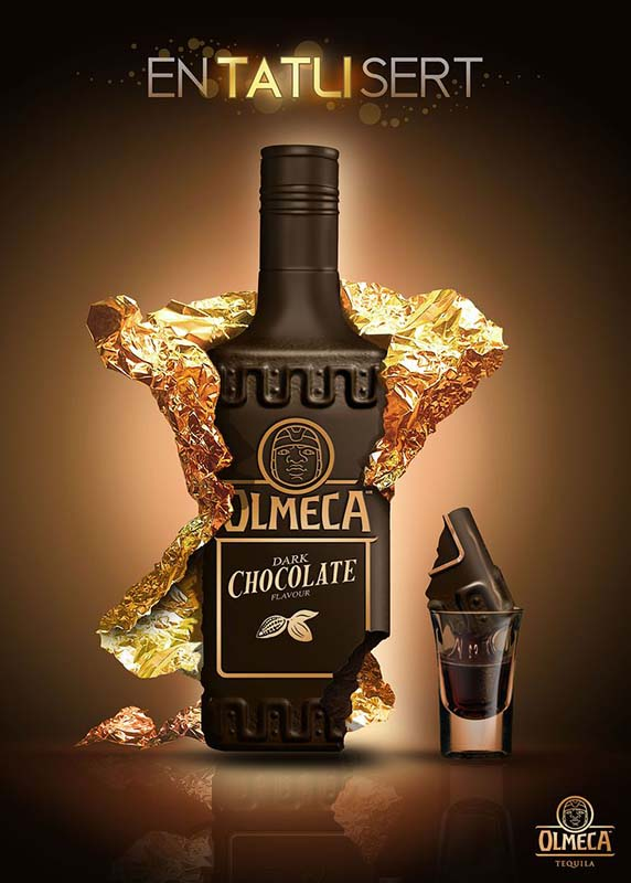 Olmeсa Chocolate / Ольмека Шоколад